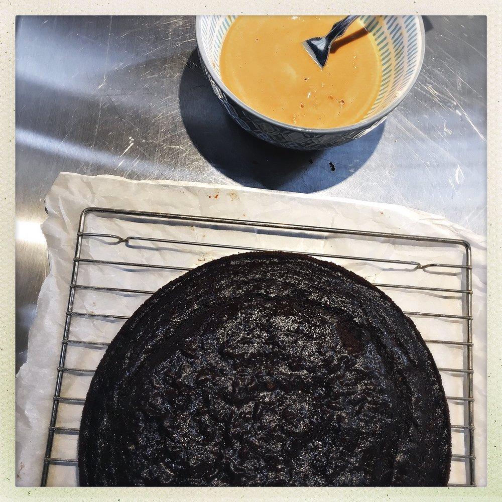 cake with bowl of glaze.jpg