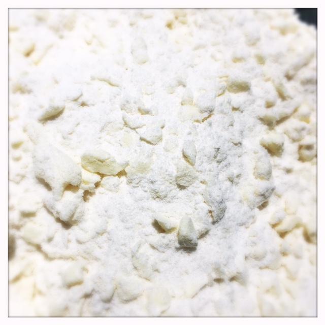 cut in butter to flour.JPG