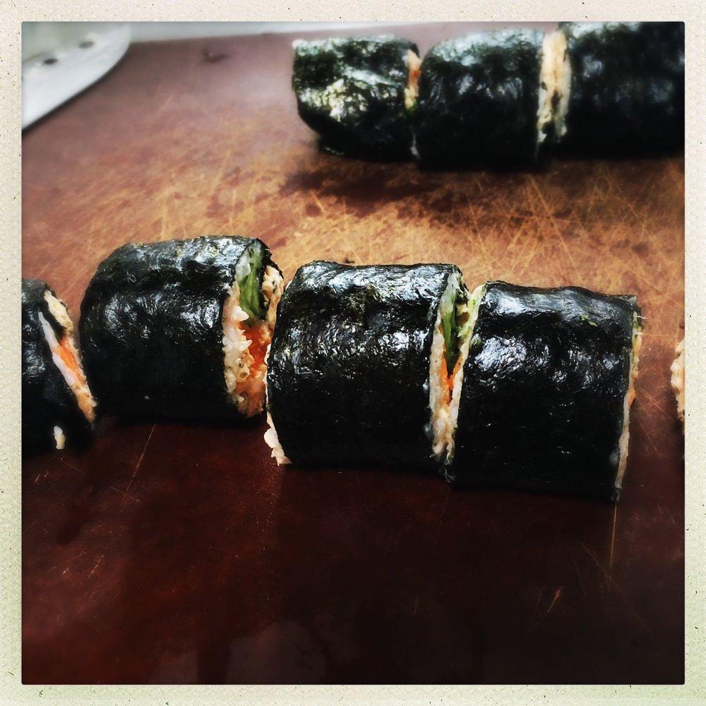 2 cut sushi rolls.jpg