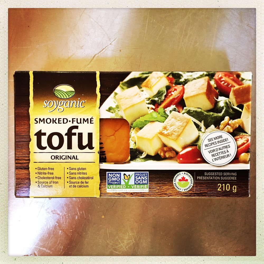 Extrêmement Smoked Tofu Vegan Protein Bowl — White Wop // JO78