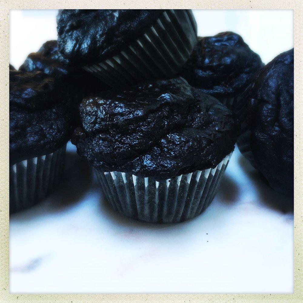 fudgy chocolate protein muffins 4.jpg