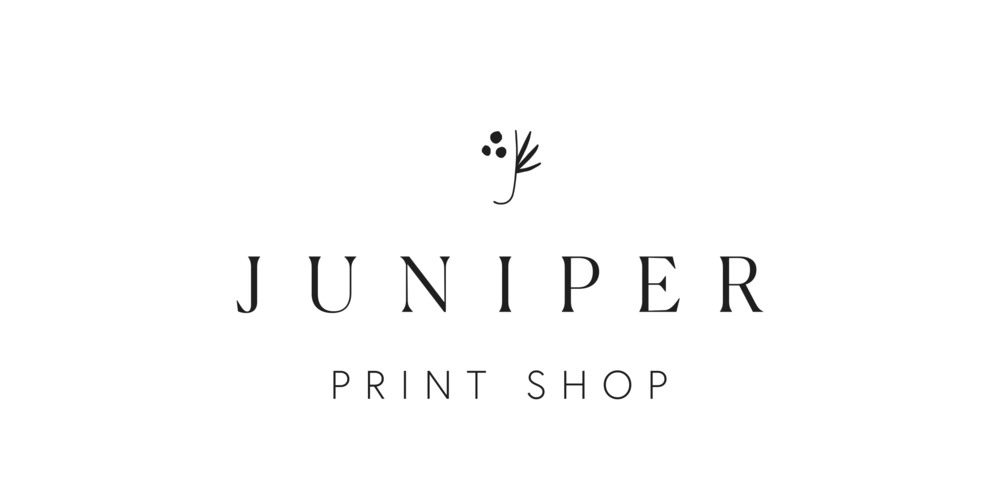 Jenny's Print Shop Collaboration Styled Shoot