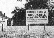 Brookhill has new life, ca. 1983/84.