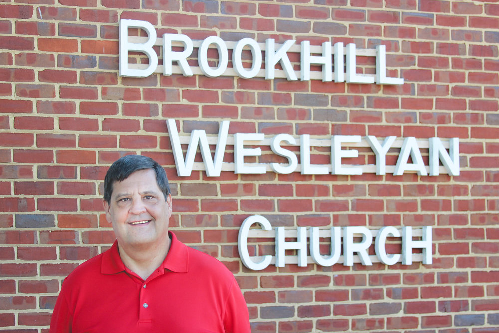 Pastor Brian Cook - It's truly a joy to serve as Lead Pastor at Brookhill Wesleyan Church. At Brookhill,we want to express Christ's love to you with genuine, heartfelt warmth. We're eager to know you, and we're excited to share with you the marvelous ways God is working in and through our church. It won't take you long to discover that Brookhill is truly a family, rich in the relationships that matter most. Growing together, we worship, we serve, we enjoy each other's company, and we reach out to our world with the life-transforming truth of Jesus Christ. If you find occasion to worship with us, we want you to know that our doors are always open. If you've been thinking, praying, searching and hoping for a place to belong, we say...welcome home!