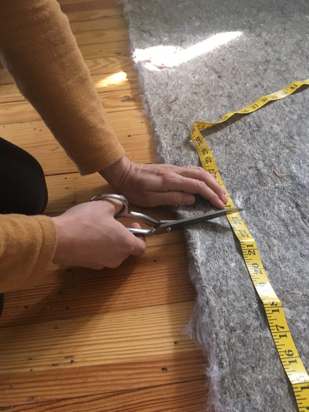 felt carpet pad