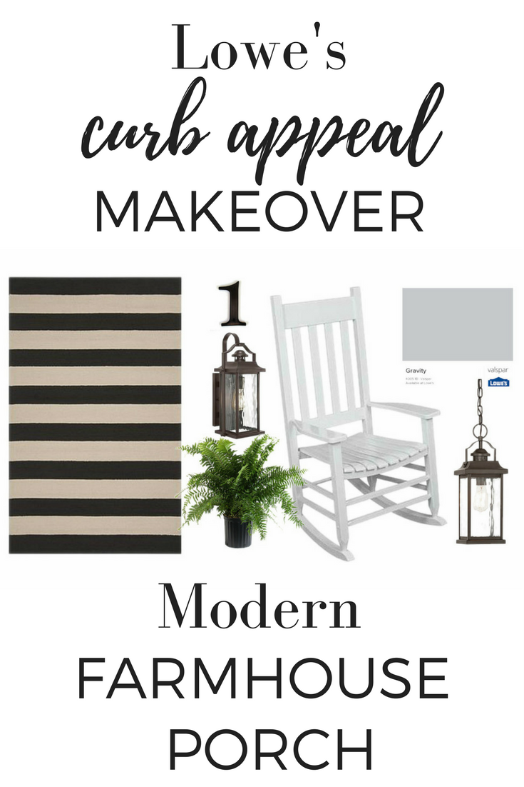 lowes curb appeal makeover