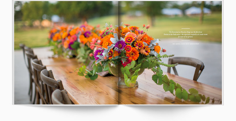 Florists To The Field — Southerly Media