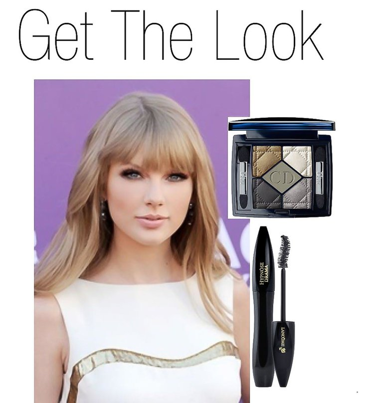 A Taylor Swift Inspired Smokey Eye And Nude Lip Tutorial Top Buttons