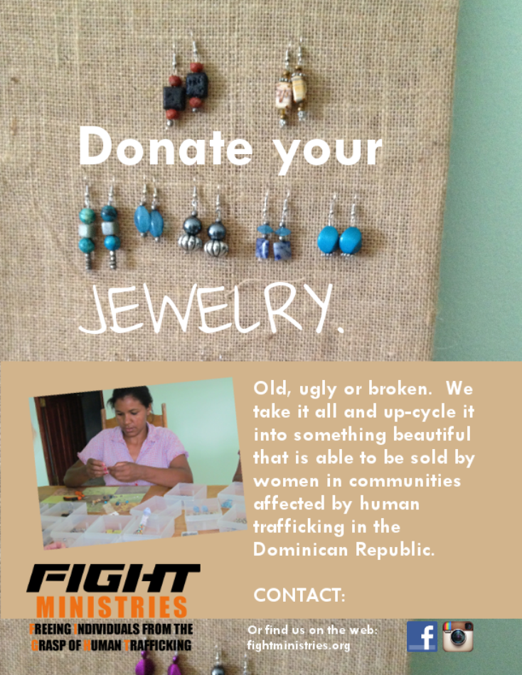 FIGHT jewelry 1