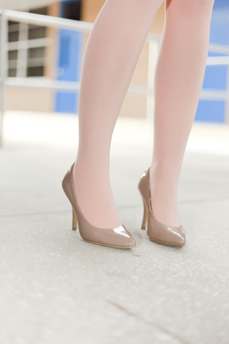 Feet Romper