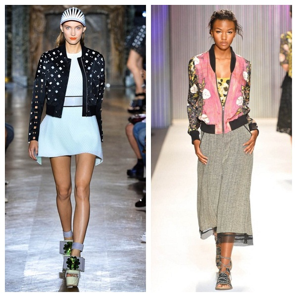 John-Galliano-Tracy-Reese-Spring-2014-Ready-to-Wear-Runway-Bomber-Jackets-Fashion-Glamazons-blog