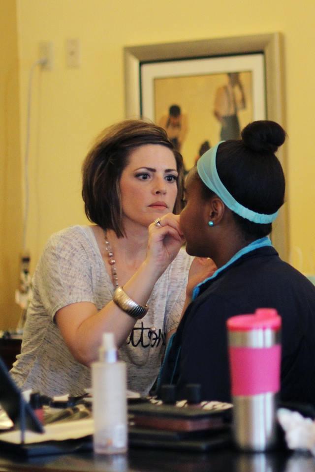 Christie Makeup