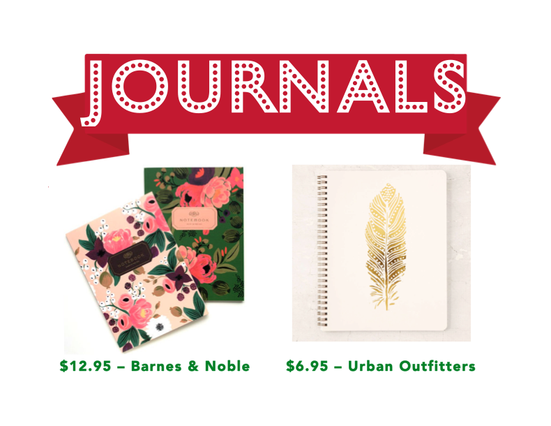 3 Journals
