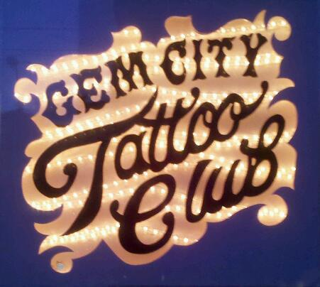 Gem City Tattoo Club