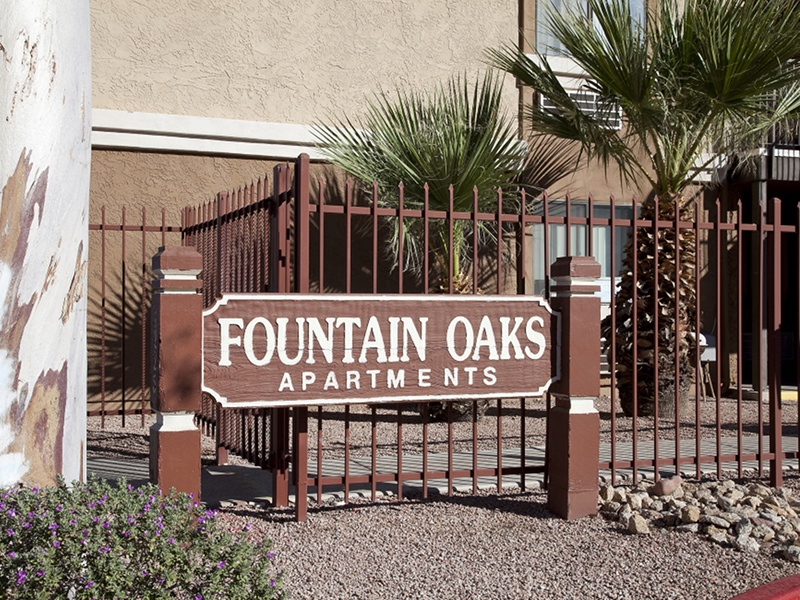 Fountain Oaks Aerial