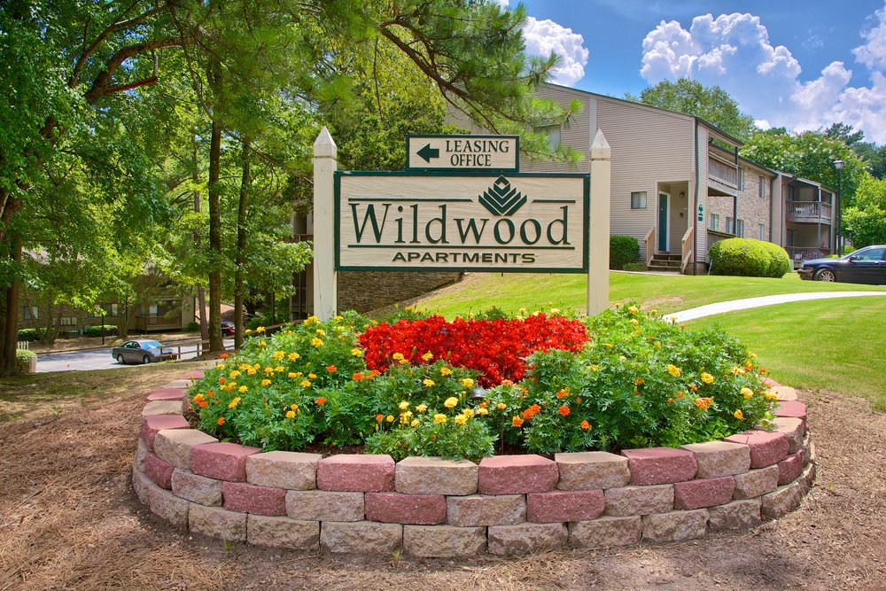 Wildwood Exterior Sign