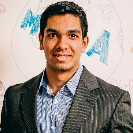 Umair Pervez (Outgoing Curator)