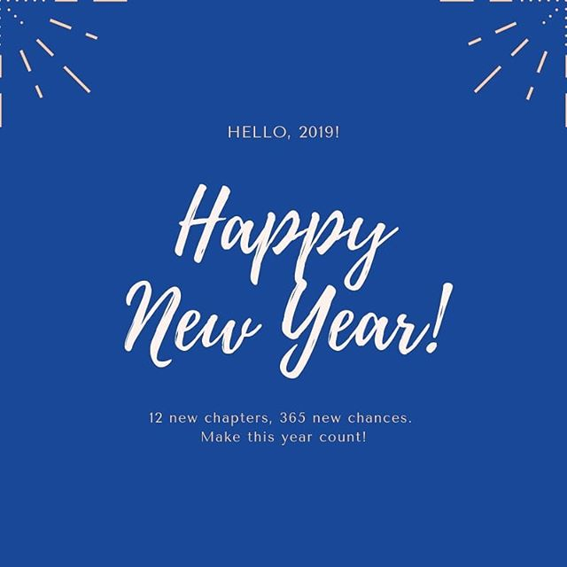 Happy New Year! Hope you all had a fantastic time ringing in 2019. Looking forward to the exciting things this year will bring. #yyc #HappyNewYear2019 #ShaperLove #globalshapers