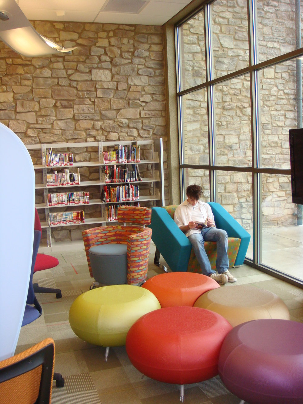 Rockwall Public Library, TX