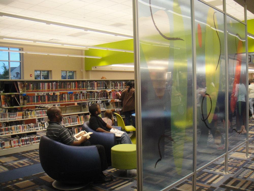 Glen Allen Public Library, VA