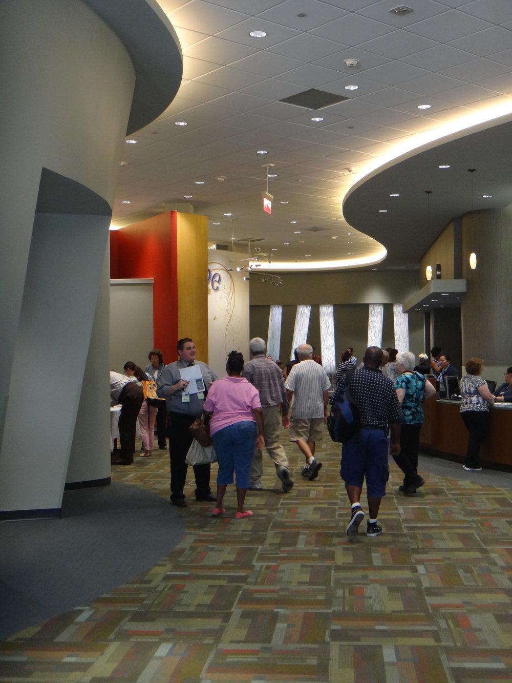 Lafayette Main Library, LA