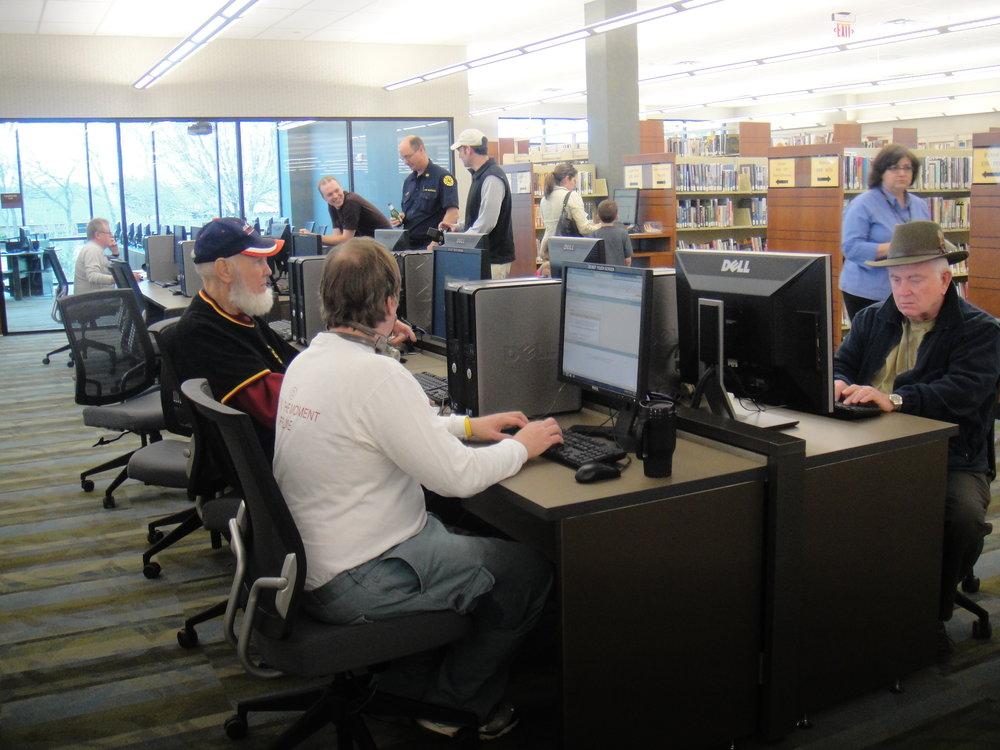 Keller Public Library, TX