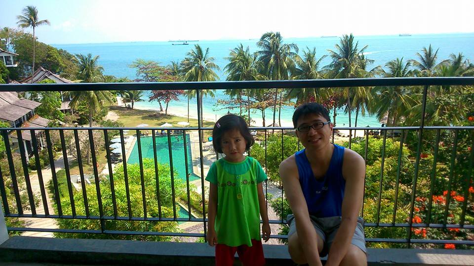 Week end in resort - Indonesia