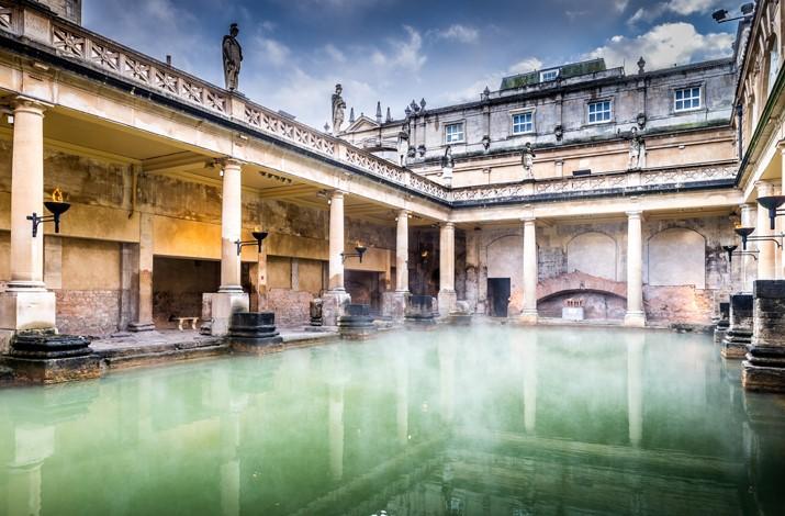 Roman Bath Spa