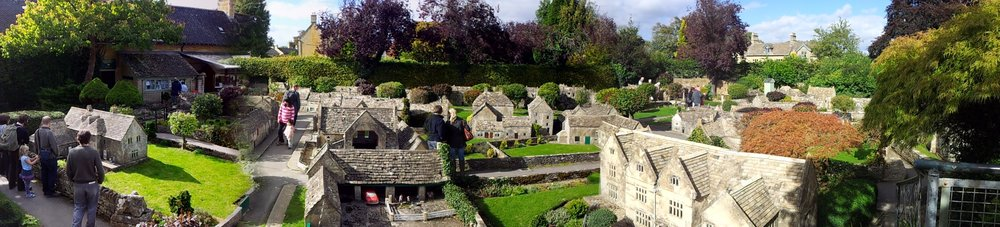 The Model Village - Bourton on the water
