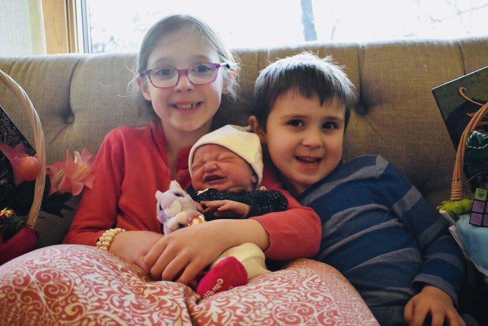 Roxanne Lubber's Family