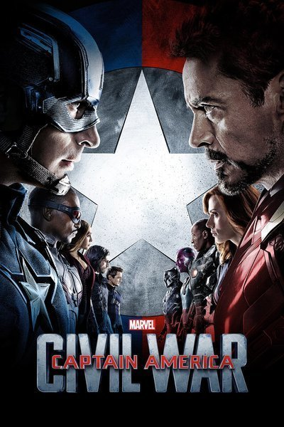Movie Review – Captain America: Civil War — HOPE For Hyndman