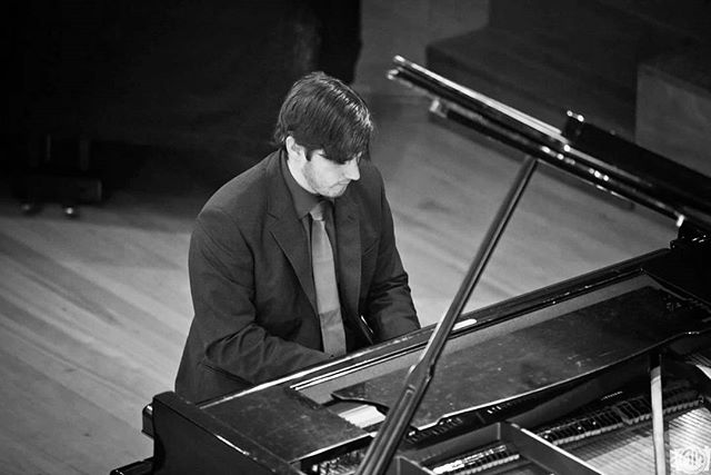 In recital at South African College of Music, UCT #liszt #piano