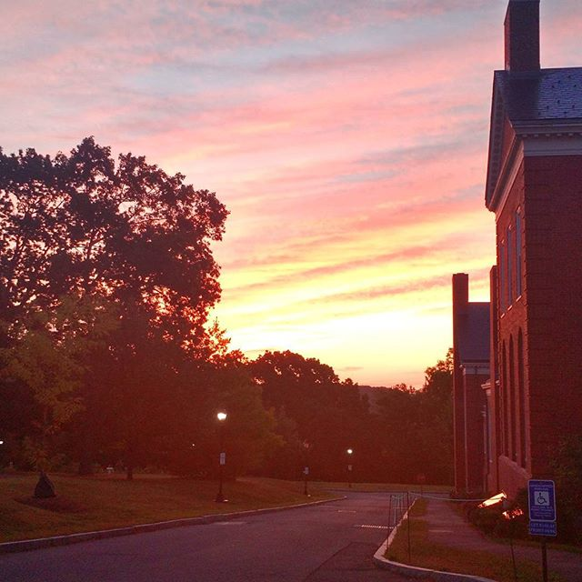 #Yale #yds #sunrise