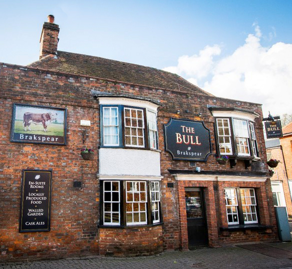 The Bull, High Street, Wargrave
