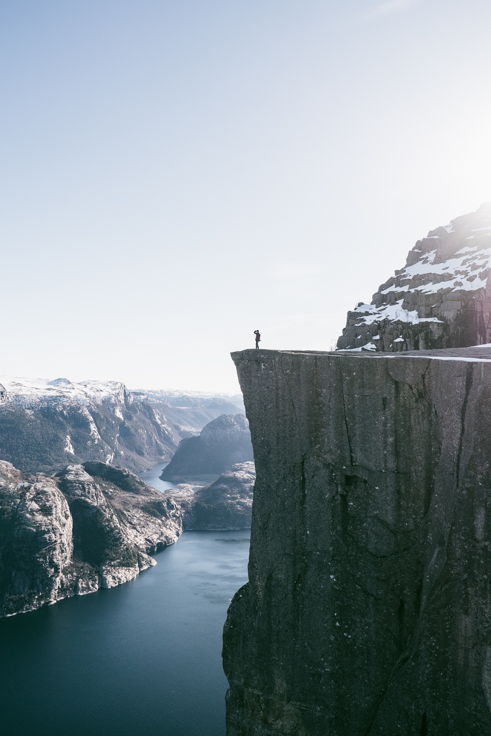 stammered :      ivvvoo :      Preikestolen - Pulpit Rock, Norway      xxxxx