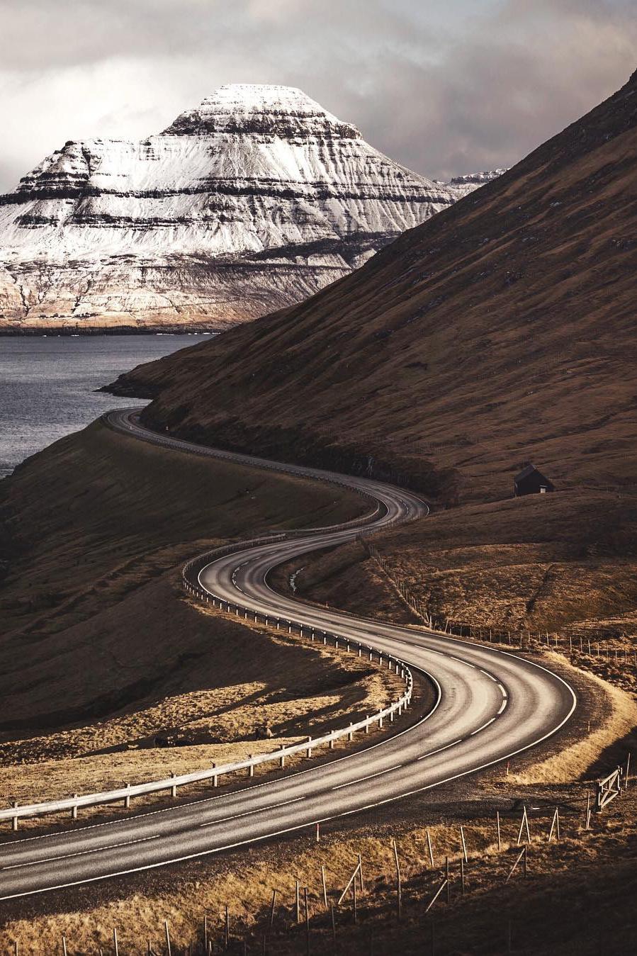 banshy :      Faroe Islands //  Max Muench