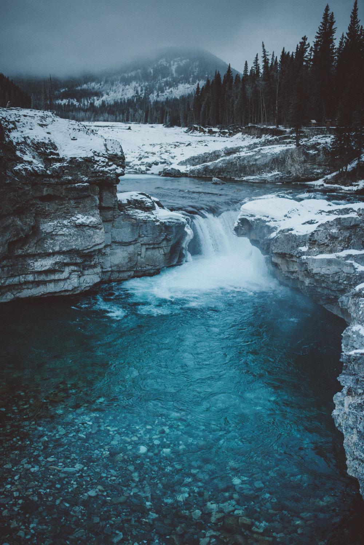 teapalm :      ( Tasha Marie ) | Elbow Falls