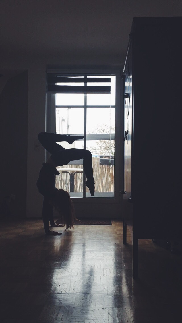 fuckyeahyoga :     there is no perfect balance everything is movement    trytoexplainyourself