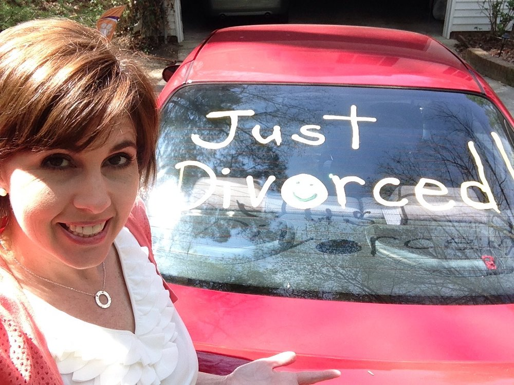 abracadang :     my mom just got divorced