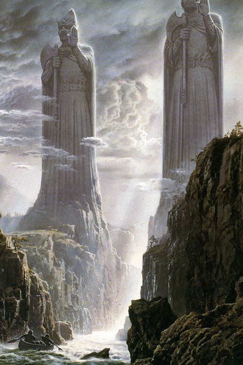 lordryry :      The Pillars of the Kings by Ted Nasmith