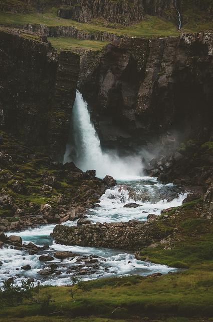 brutalgeneration :      land of the waterfalls  by  Zanthia  on Flickr.