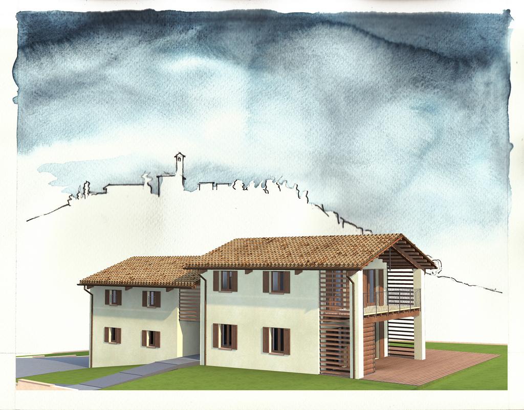 """""""Conte Re"""" Albinea, Reggio Emilia, Italy - Emu Architects"""