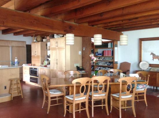 Rocky Mountain Istitute - interiors