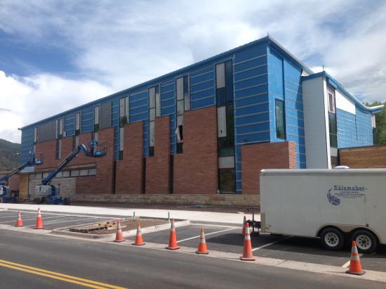 New Rocky Mountain Institute in Basalt