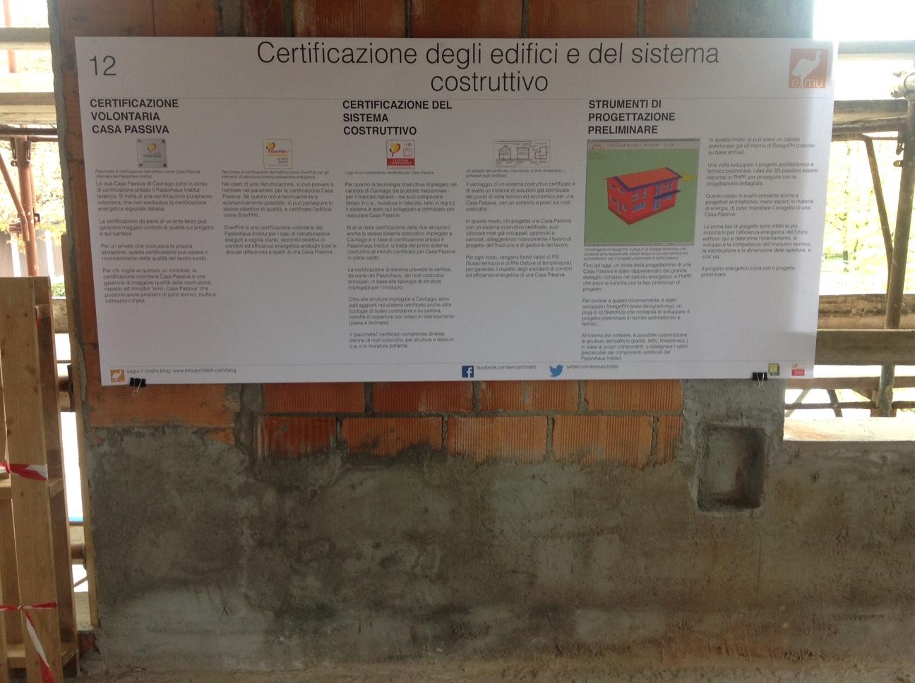 12 - Certificazione