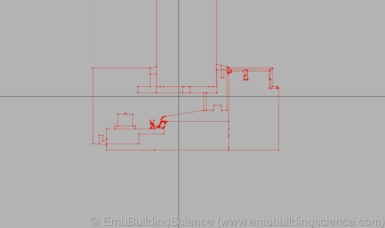 Emu - window side drawing