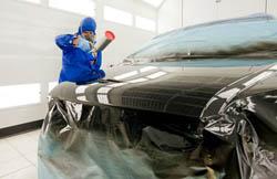 Hallmark Auto Body:Painting