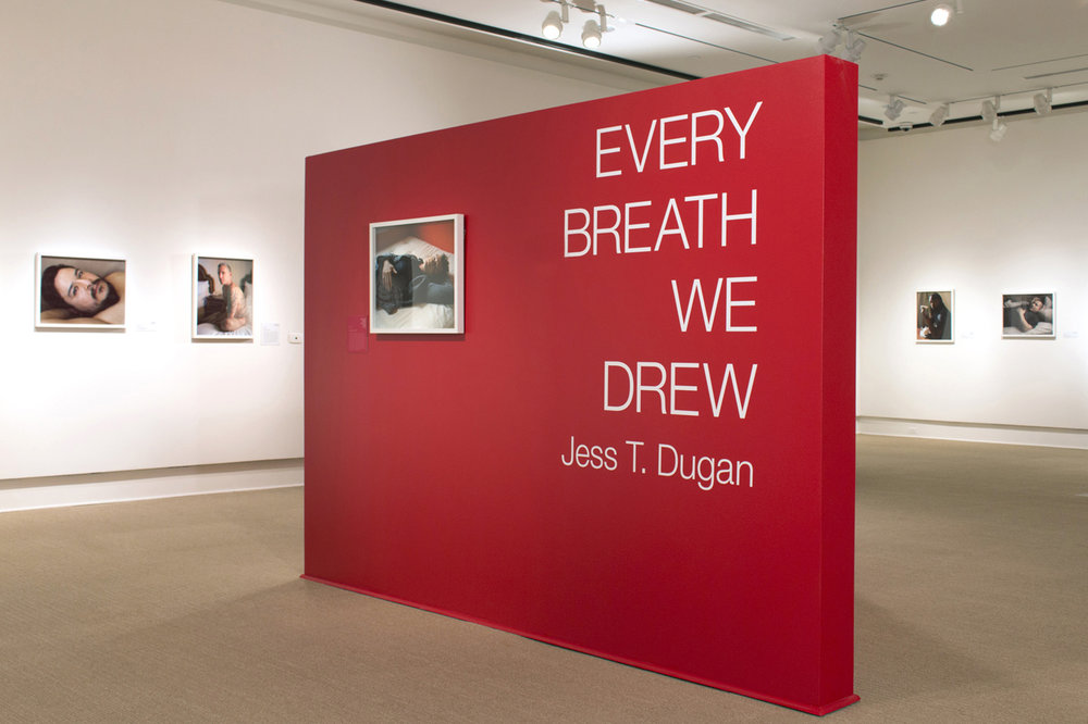 Every Breath We Drew , Cornell Fine Arts Museum at Rollins College, Winter Park, FL, 2015