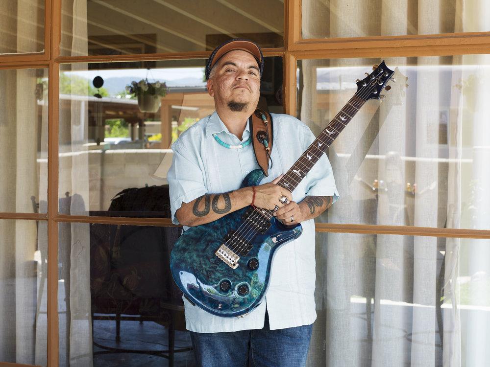 D'Santi, 54, Santa Fe, NM, 2017