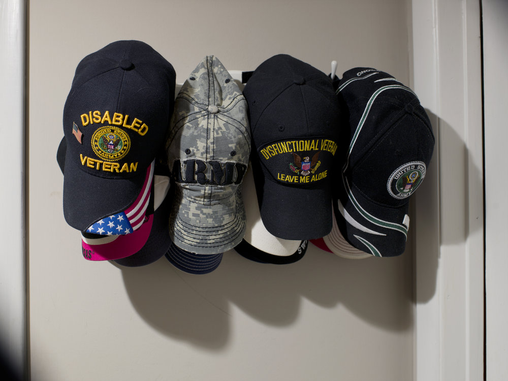 Hank's hats, North Little Rock, AR, 2015